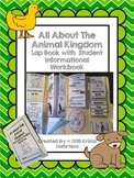 All About the Animal Kingdom Lapbook with Informational Student Workbook
