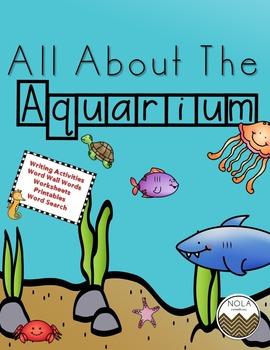 All About the Aquarium- No Prep!