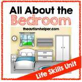 All About the Bedroom {Life Skills Unit}