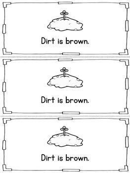 Color Brown Activities