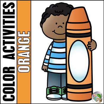 Color Orange Activities