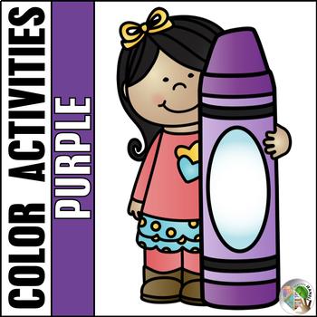 Color Purple Activities