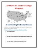 All About the Electoral College Webquest (With Answer Key!)