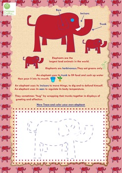 All About the Elephant