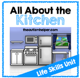 All About the Kitchen {Life Skills Unit}