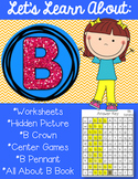 All About the Letter B!