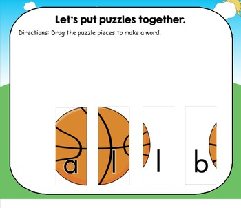 All About the Letter B (Letter of the Week SMARTBoard Activities)