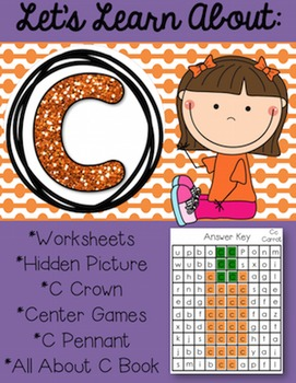 All About the Letter C!