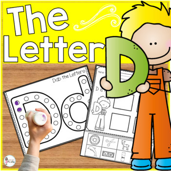 All About the Letter D