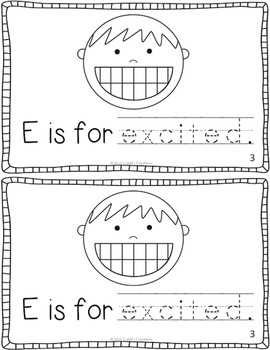 All About the Letter E!