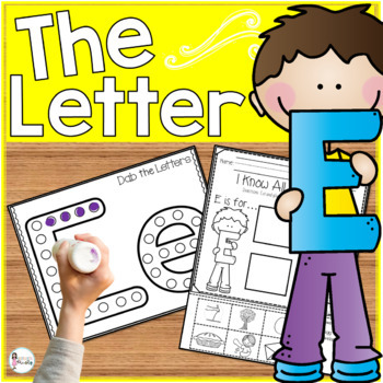 All About the Letter E