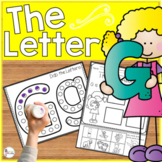 All About the Letter G