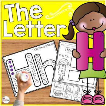 All About the Letter H