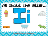All About the Letter I (Letter of the Week SMARTBoard Activities)