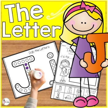 All About the Letter J