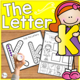 All About the Letter K