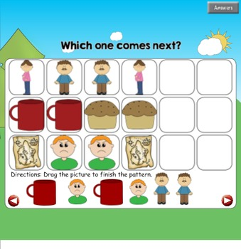 All About the Letter Mm {Letter of the Week SMARTboard Activities}