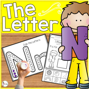 All About the Letter N