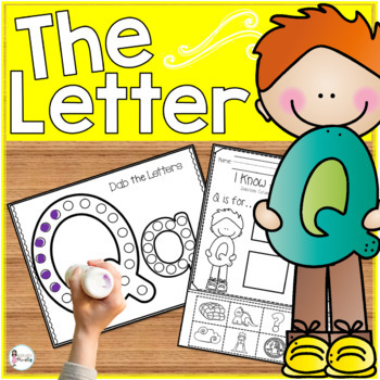 All About the Letter Q
