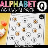 Letter Q Activities