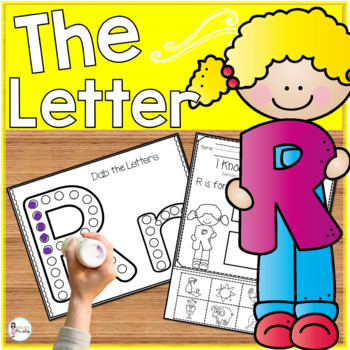 All About the Letter R