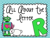 All About the Letter Rr