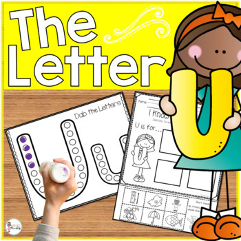 All About the Letter U