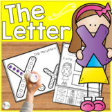 All About the Letter X