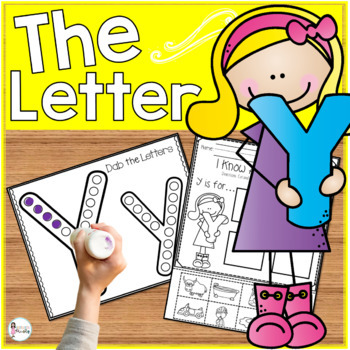 All About the Letter Y