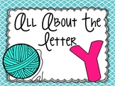 All About the Letter Yy