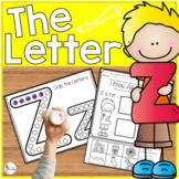 All About the Letter Z
