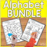 All About the Letters A-Z *BUNDLE*