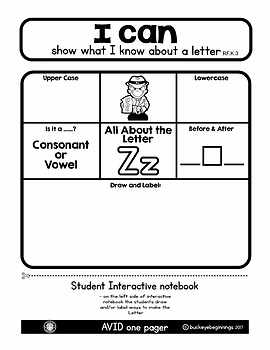 All About the Letters A - Z { Letter Practice Sheets}