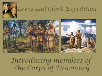All About the Lewis & Clark Expedition Members {Corps of Discovery}