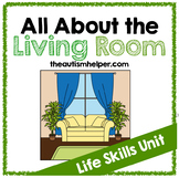 All About the Living Room  {Life Skills Unit}