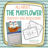 All About the Mayflower {A Thanksgiving Craftivity, Mini-Book and More!}