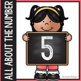Number Five Activities