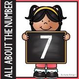 Number Seven Activities