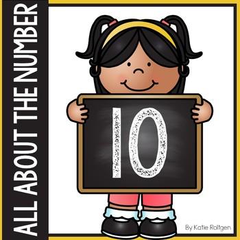 Number Ten Activities