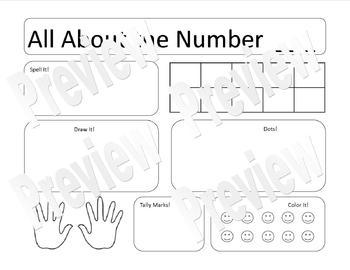 All About the Number __