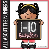 Numbers 1-10 Activities Bundle