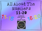 All About the Numbers 11-20