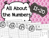 Numbers and Number Concepts 11-20