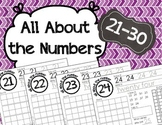 Numbers and Number Concepts 21-30
