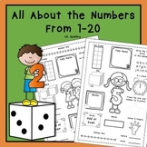 Numbers to 20 No Prep AUS UK