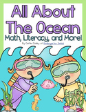Ocean: Math, Literacy, and More!