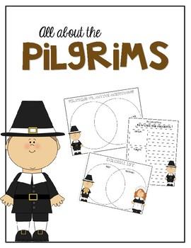 All About the Pilgrims / Mini Unit