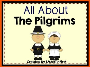 All About the Pilgrims Packet