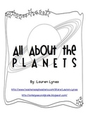 All About the Planets! {Nonfiction Reader & Journal}