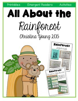 All About the Rainforest!